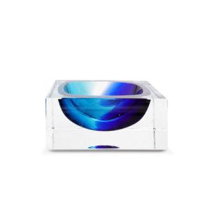 Square- Cobalto+Light Blue - M