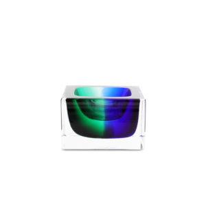 Square - Cobalto+Verde - XS