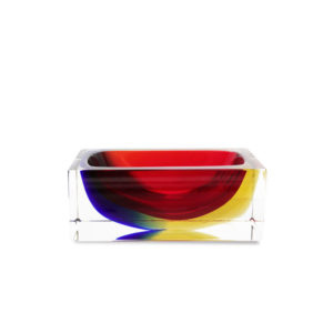 Rectangular - Red+Yellow+Blue - S