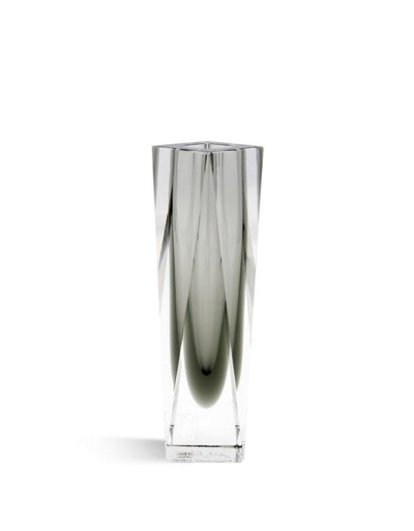 Vase Tulip Grey S